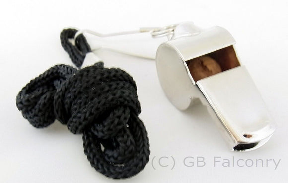 Whistle with lanyard for dogs
