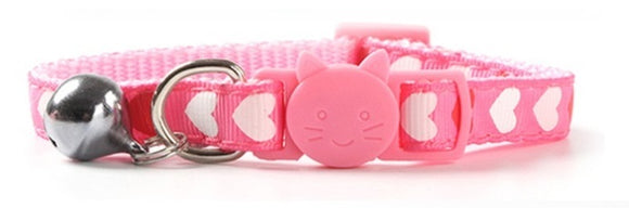 Hello Kitty Cat and Kitten Safety (Breakaway) Collar Adjustable