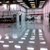 Automotive factory floor protected with Reprotec Tufflor
