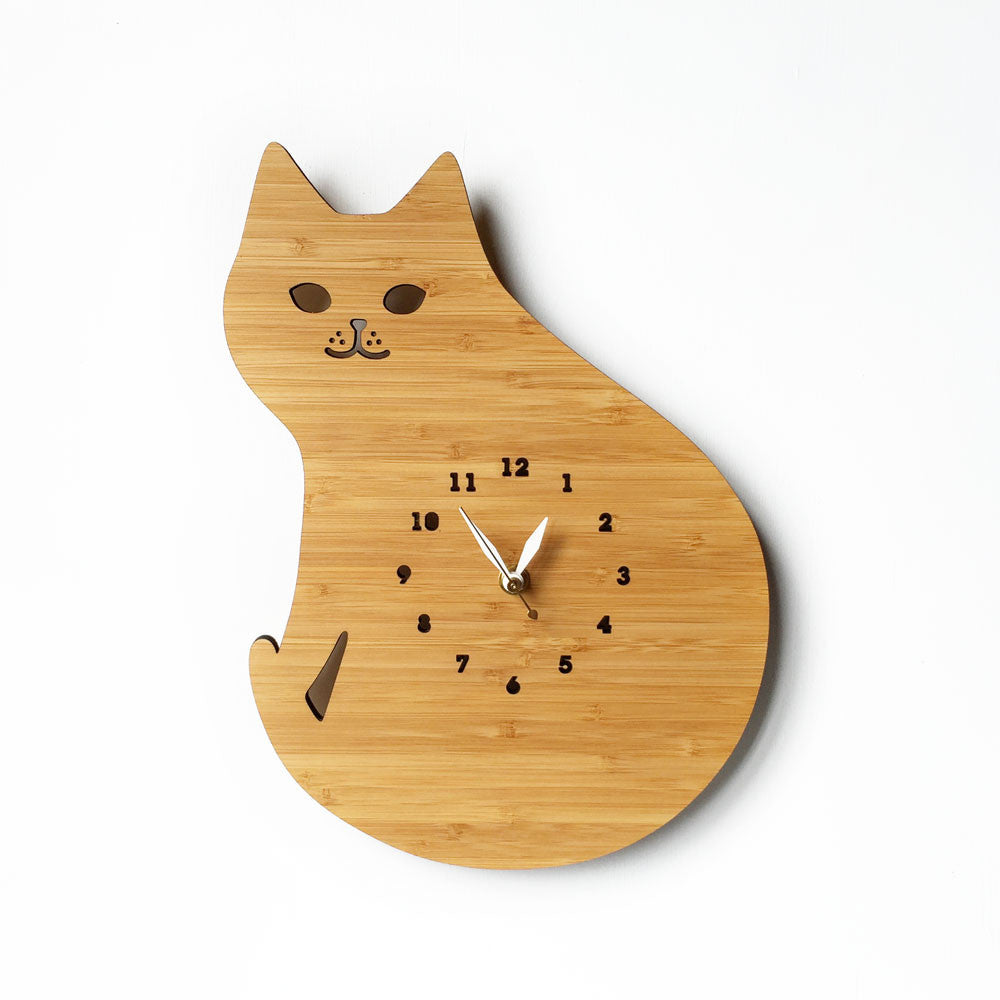 Wall clock cat images home wall decoration ideas cat wall clock cat wall clock cat wall clock with numbers amipublicfo images amipublicfo Gallery