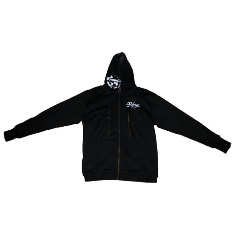 World Vibration Zip Hoodie