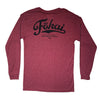 Dodger Longsleeve-Red