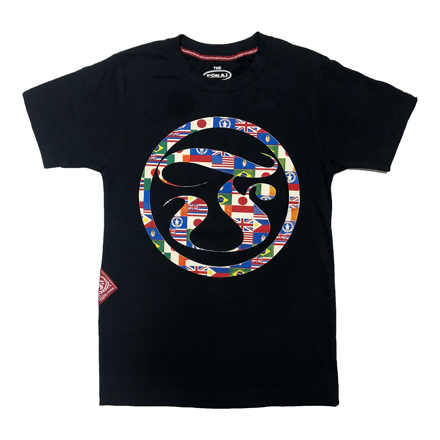 World Family Logo Tee