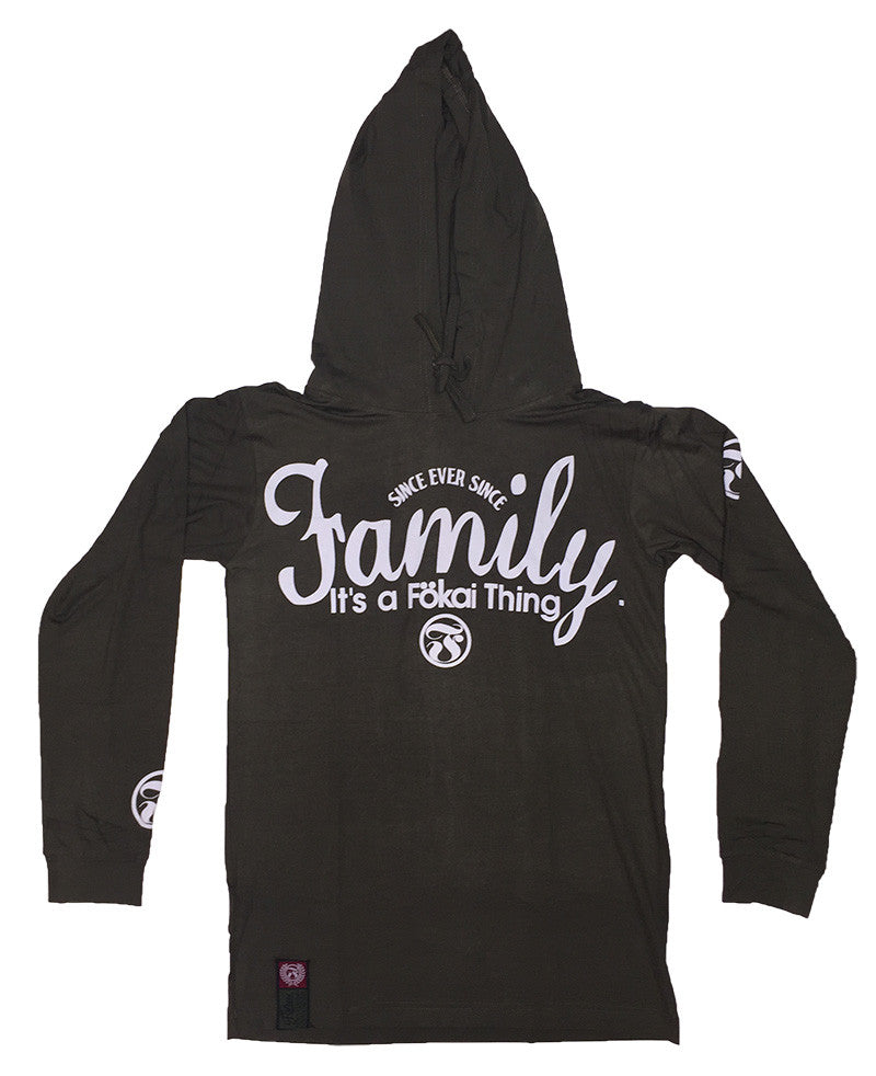 Family Stretch Hoodie