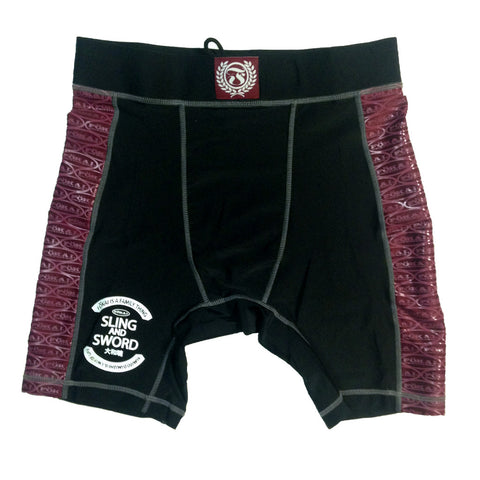 Shogun Compression Trunks - Black