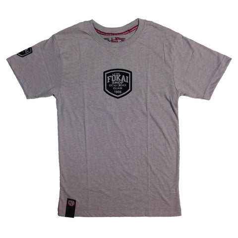 Fokai Shop Badger Tee - Grey