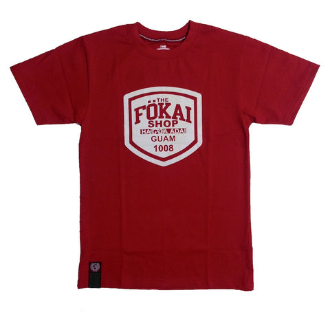 Fokai Shop Badger Tee - Red