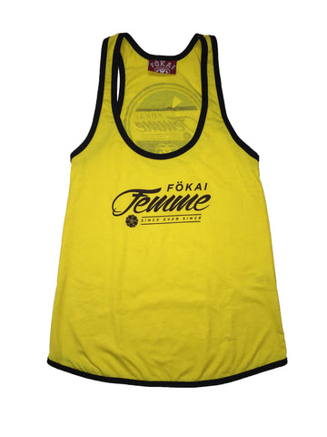 Fokai Femme Island Lifer Rear crested tank