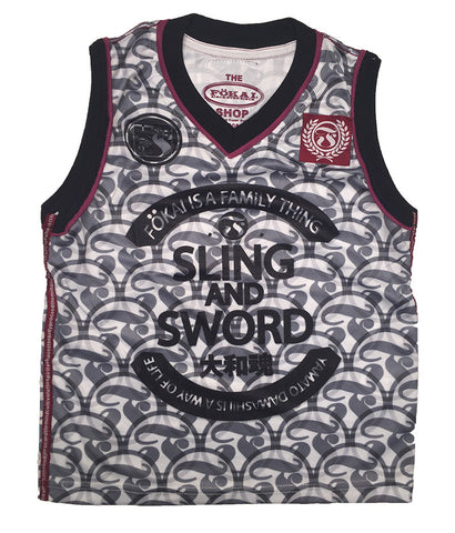 Youth Sling and Sword Amor Tank