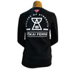Foundation Logo Comfort Sweater-black