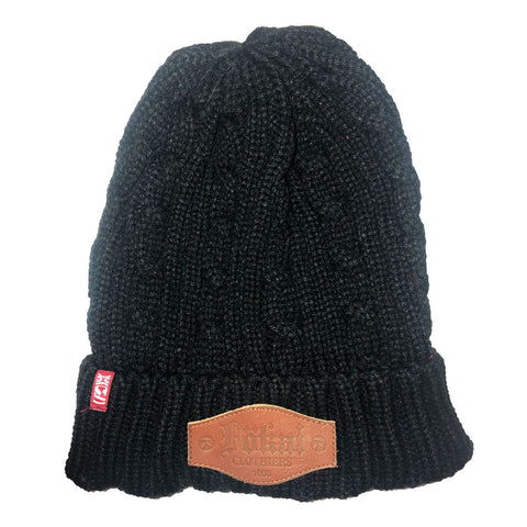 ComfortZone Cool Weather Beanie-Black