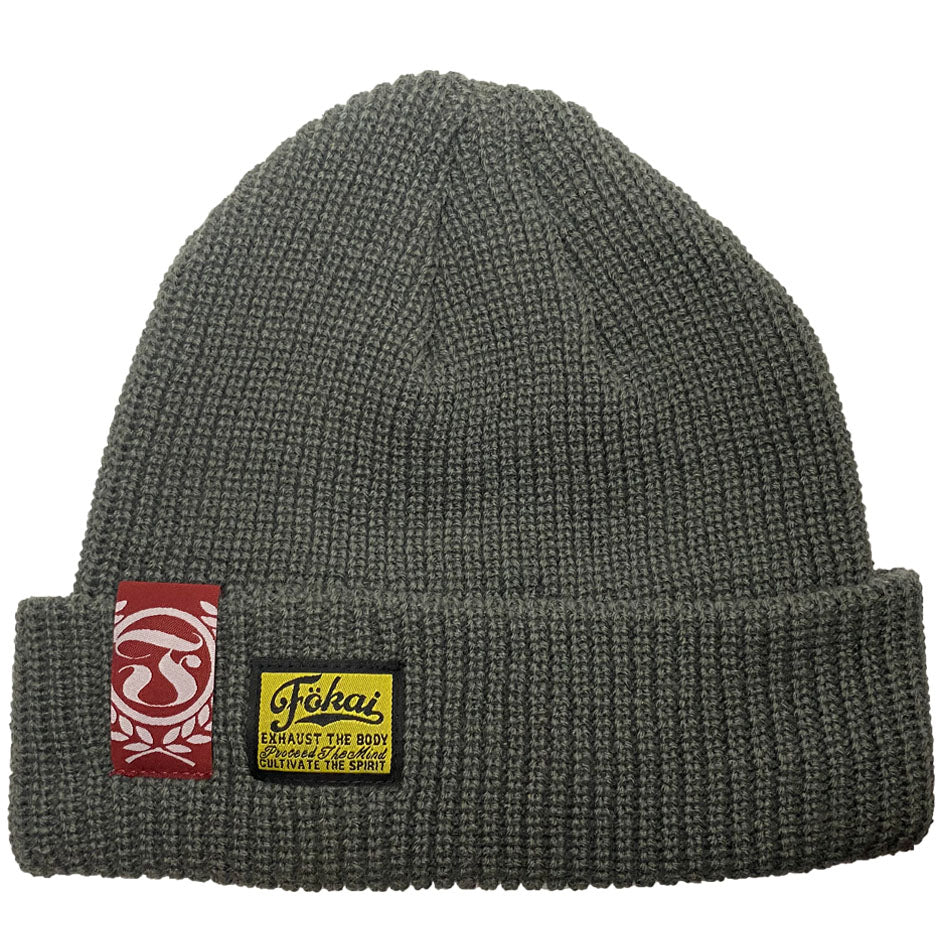 StrongFold Beanie-Gray
