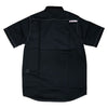 Contraflex Button Shirt-Black