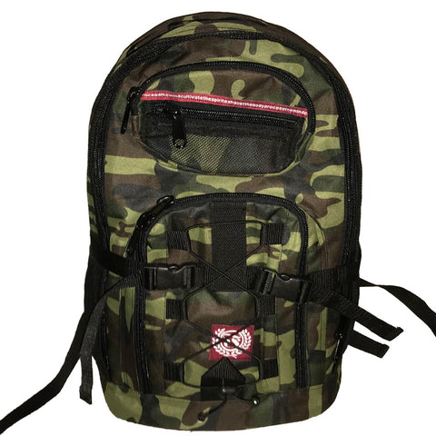 Camo Trooper Backpack