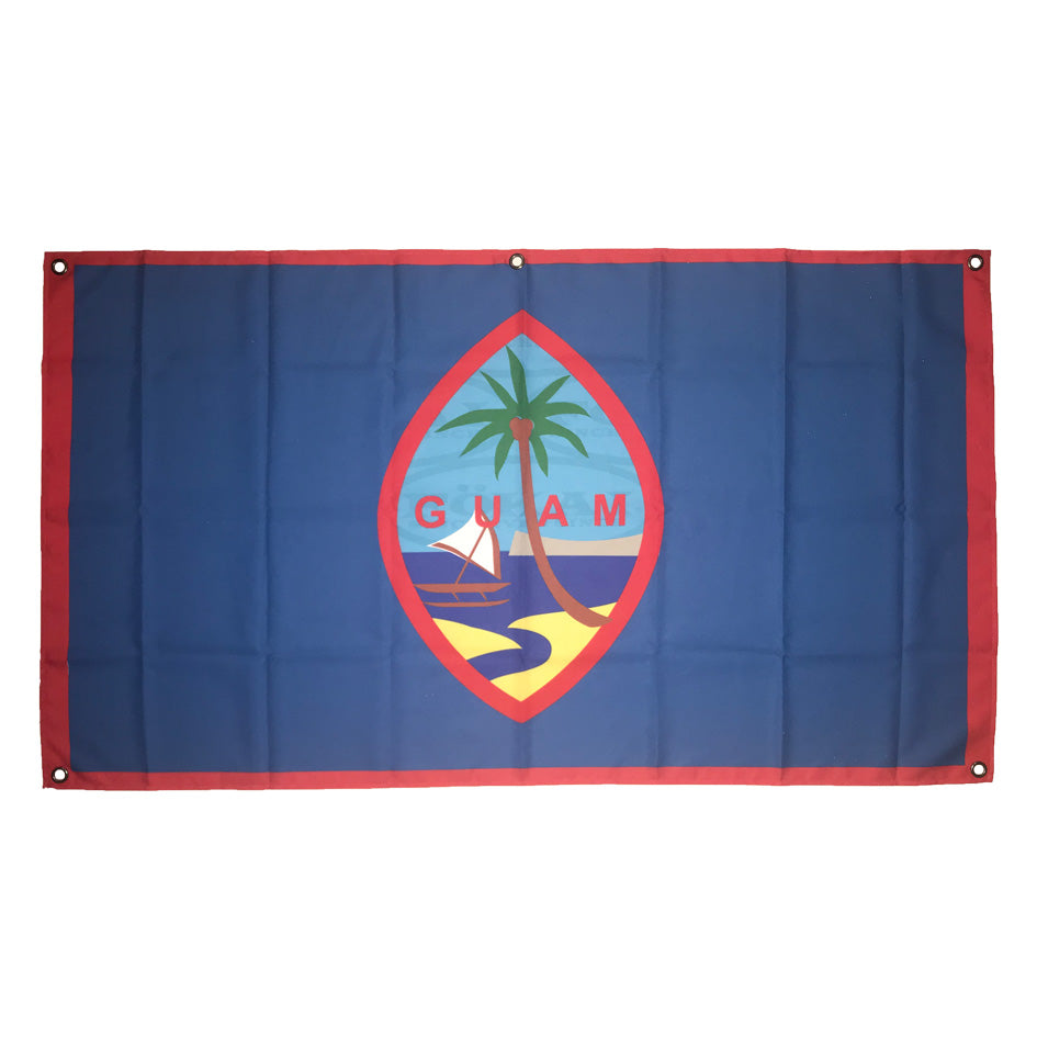 Fokai Authentic Guam Flag