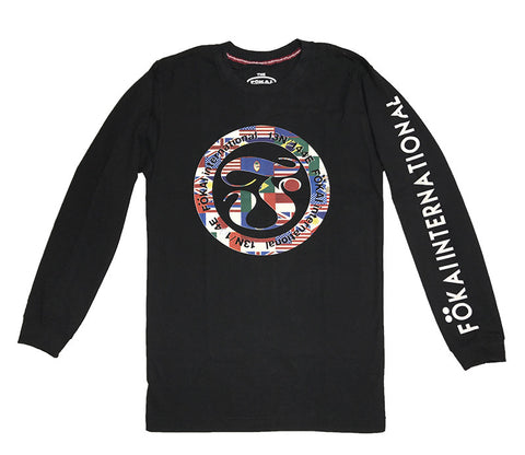 FCircle Flag bearer LS