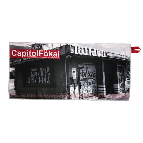 Capitol Fokai Workout Towel