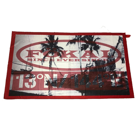 Fokai Banderan Tropical beach towel