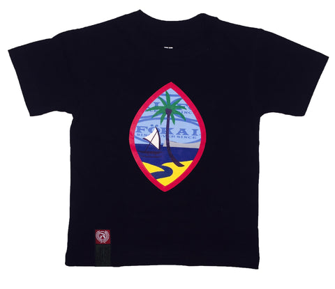 YouthAuthenticSealTee-Black