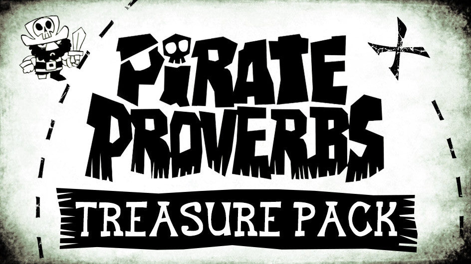 Pirate Proverbs