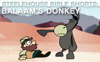 Bible Short: Balaam's Donkey