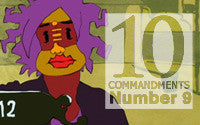 10 Commandments: Number 9