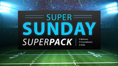 Super Sunday Super Pack