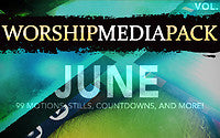 June Vol 2 - Worship Media Pack