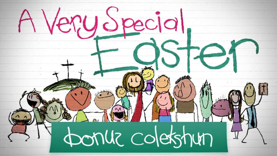 A Very Special Easter Bonus