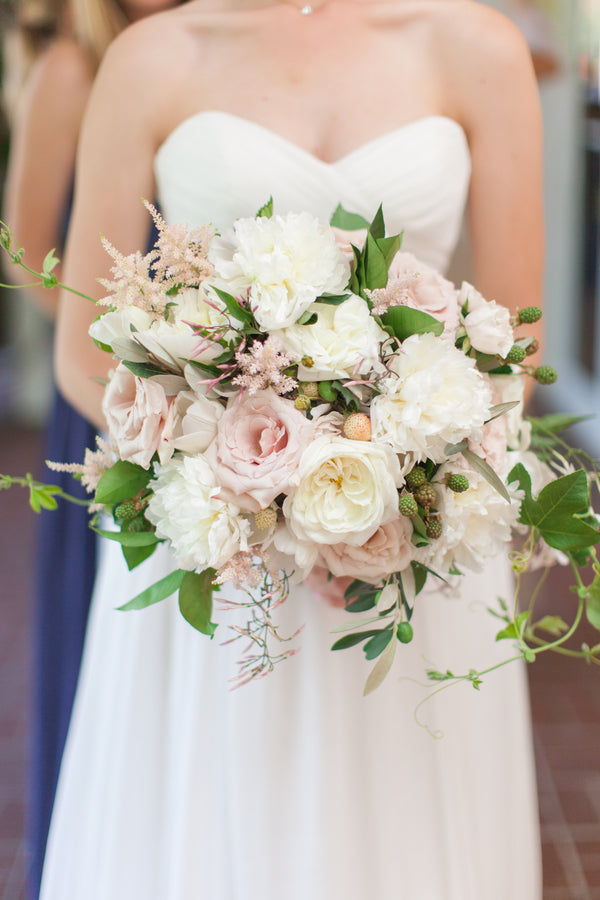 Rancho Santa Fe Inn Wedding