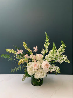 Blush Valentine Flowers