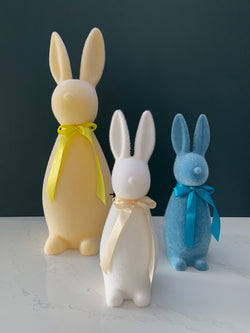 Fuzzy Easter Bunnies