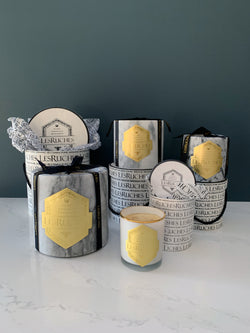 Les Ruches Organic Beeswax Candles