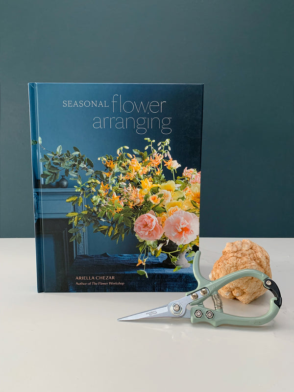 Seasonal Flower Arranging Gift Set