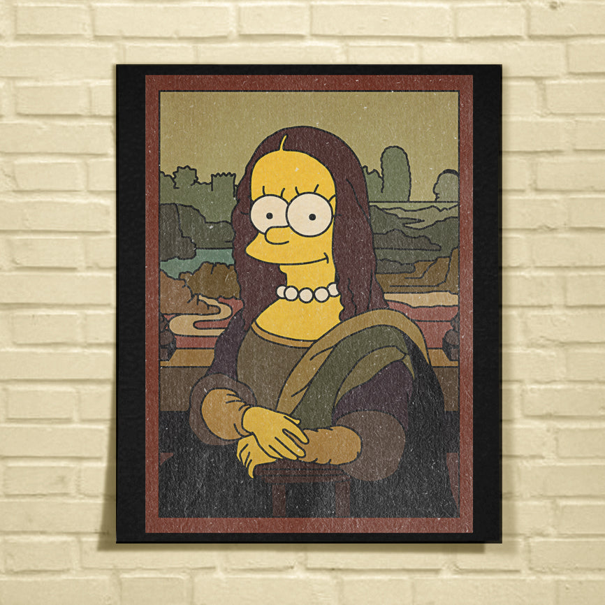 Mona Lisa Simpson