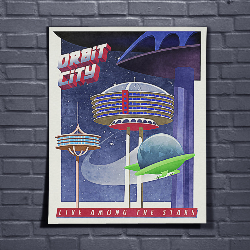 Orbit City