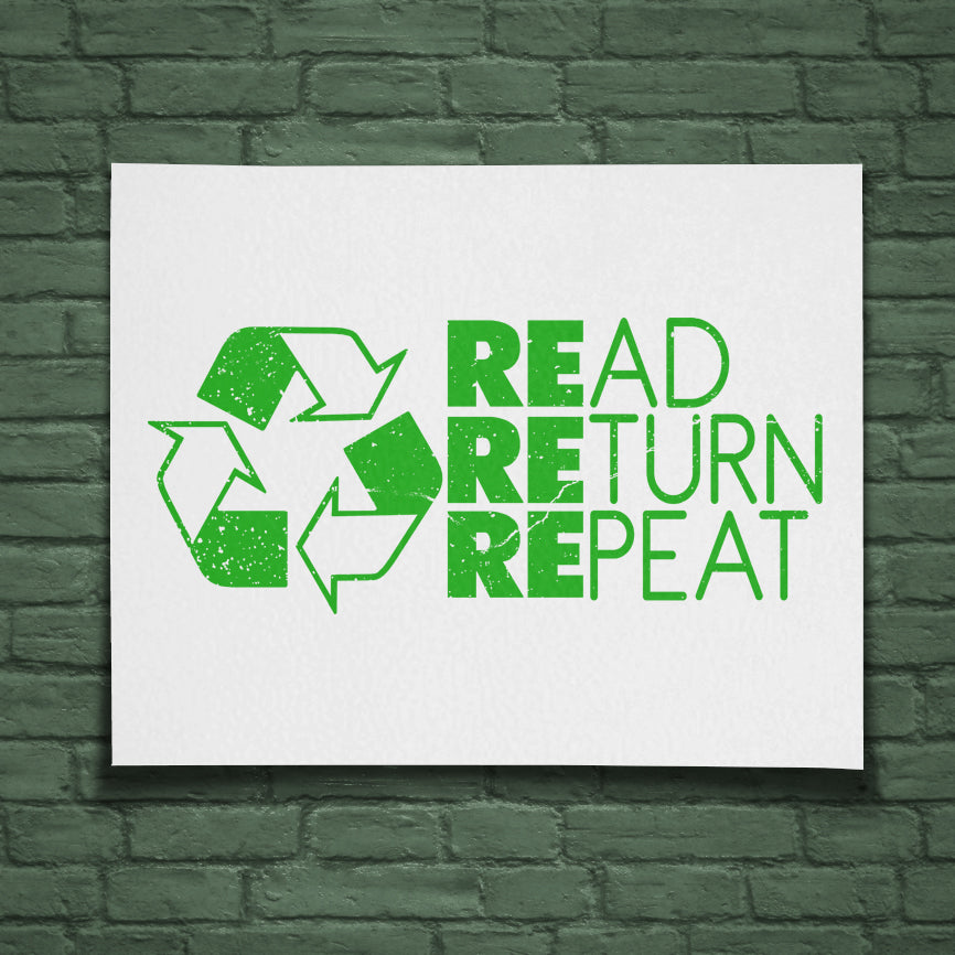 Read Return Repeat
