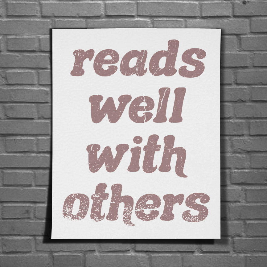 Reads Well with Others