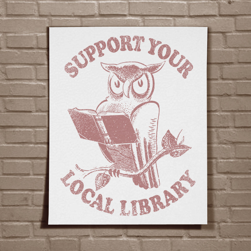 Support Your Local Library