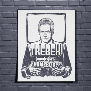 Trebek Is My Homeboy