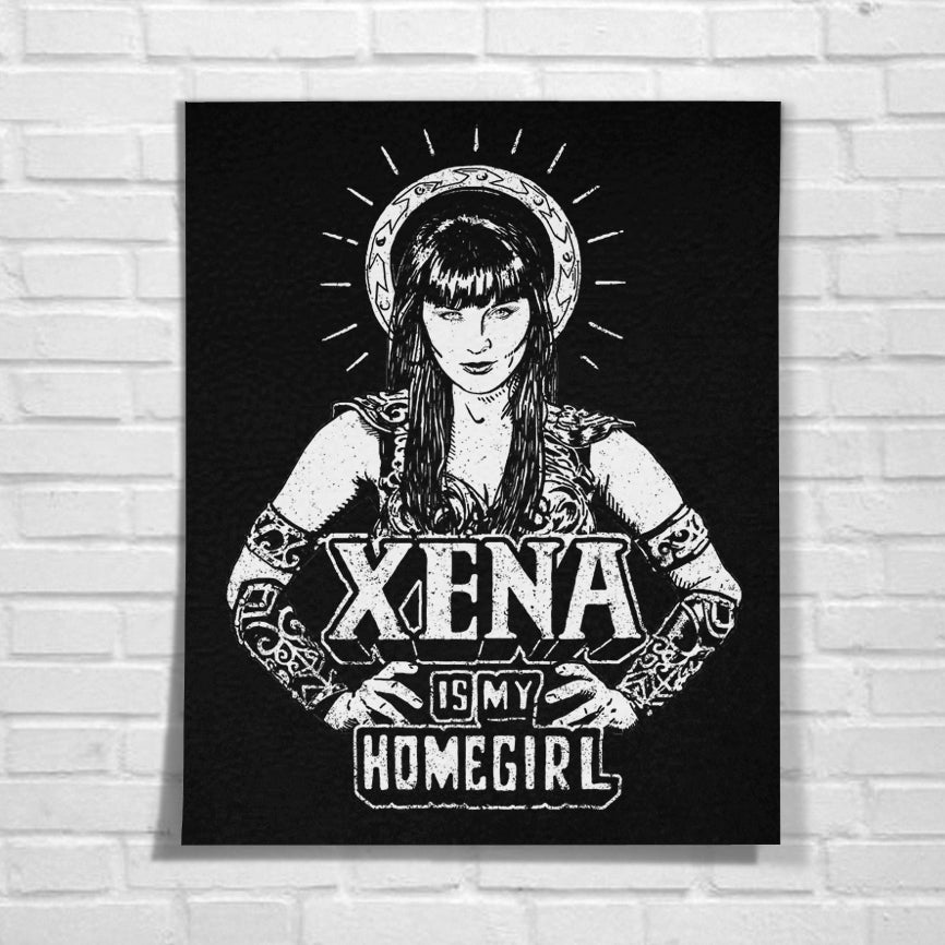 Xena Is My Homegirl