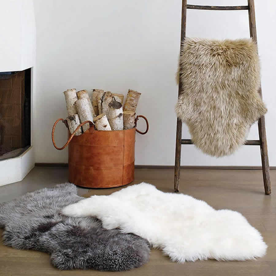 25% OFF ALL NEW ZEALAND SHEEPSKIN RUGS