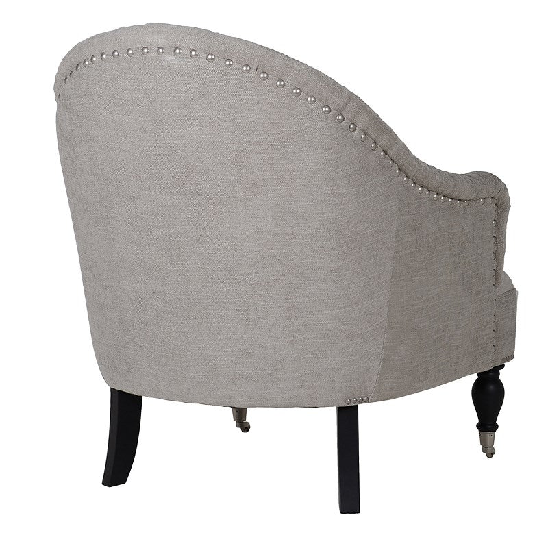 Ebury Curved Button Back Chair