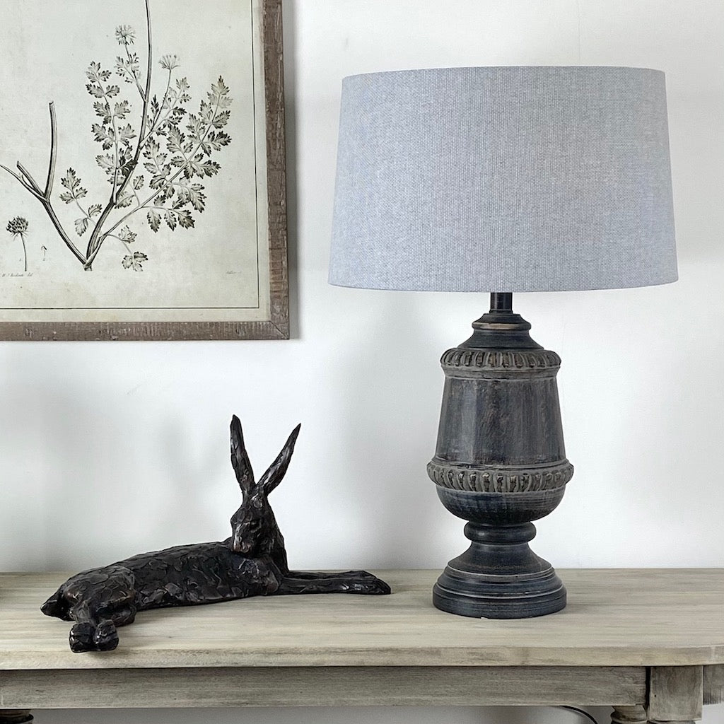 Idolee Large Dark Toned Table Lamp