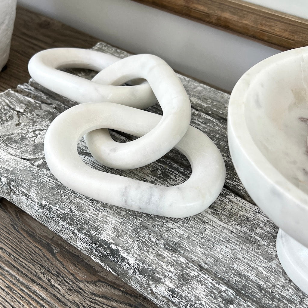 Small Chunky Natural Wood Turned Table Lamp