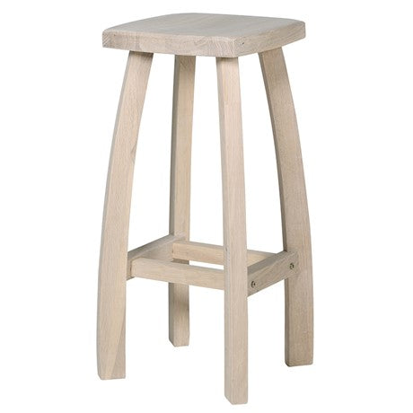New Jersey Oak Bahamas Bar Stool