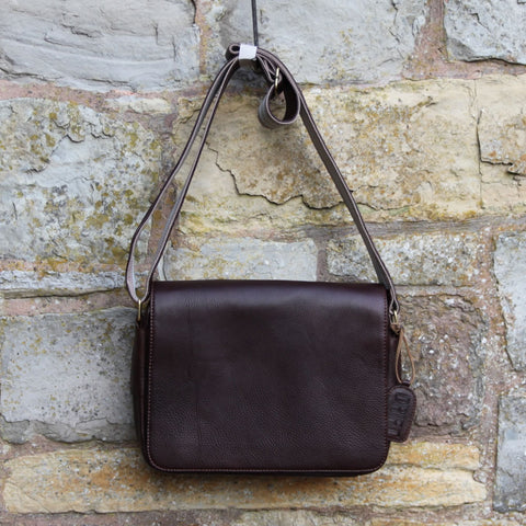 Drift Greg Messenger Bag Matador Choco