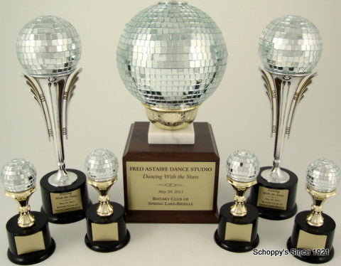 Schoppy S Disco Ball Trophies And Awards Medals And
