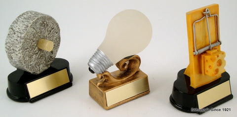 Find Innovation Trophies and Awards, Medals and Plaques from