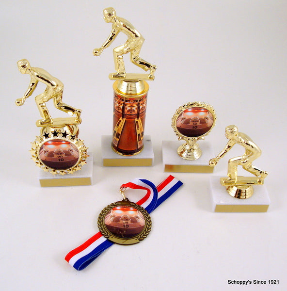 Find Skee Ball trophies and Awards, Medals and Plaques from